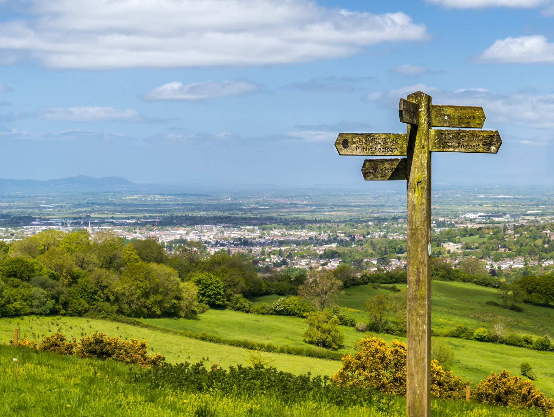 Walks - Signpost