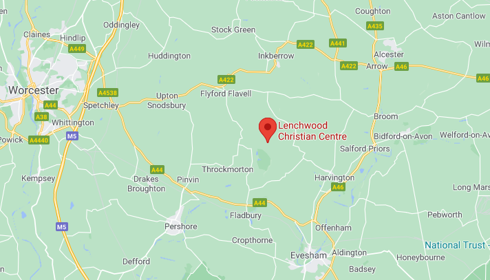 Lenchwood Trust - Map